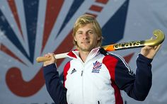 Great Britain's Olympic hockey captain, Barry Middleton, smiles and raises an   eyebrow. He has been asked, for the umpteenth time, about Ashley Jackson:   how good is he?