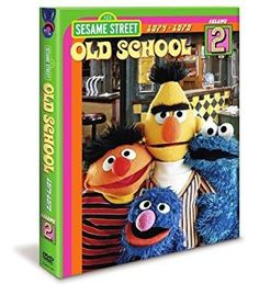 Sesame Street Old School: Volume 2, 1974-1979