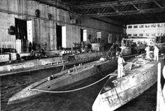 U-Boats ~ U-Boat Bunkers ~ BFD