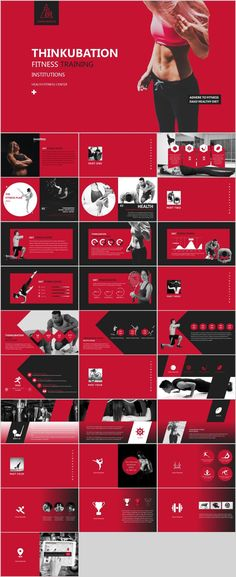 Business infographic & data visualisation Best red fitness PowerPoint template on Behance Infographic Description Best red fitness PowerPoint template on Behance – Infographic Source – - Keynote Design, Ppt Design, Booklet Design, Design Layouts, Design Posters, Brochure Design, Graphic Design, Corporate Presentation, Good Presentation