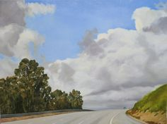"Kit Coleman. Drop Off, 2008 Oil on canvas 30 x 40"" Retail Price: $3,200 Courtesy of the Artist  Artist Website"