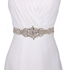 Azaleas Women's Pearls Bridal Bridesmaid Dresses Sash Belts White One Size azaleas http://www.amazon.com/dp/B012VO8PEA/ref=cm_sw_r_pi_dp_vWfXvb16D630N