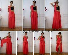 [c=#db7192]Une robe[/c] plus vraie que nature!