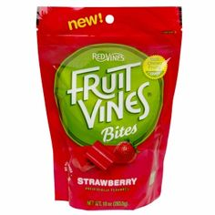 fruit vines bites | Fruit Vines Bites, Strawberry 10 oz. (283.5 g)
