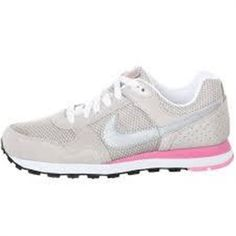 Zapatillas Nike Rosas Y Verdes