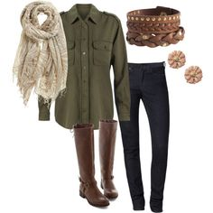 """Neutrals."" by bribrisaid on Polyvore"