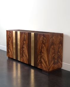 Stanley Console by John-Richard Collection at Neiman Marcus.