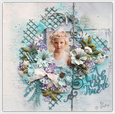 "More April Inspiration By Di Garling""A Wish Come True"""