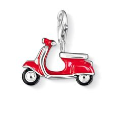 Thomas Sabo - Scooter Red