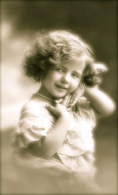 Vintage girl..