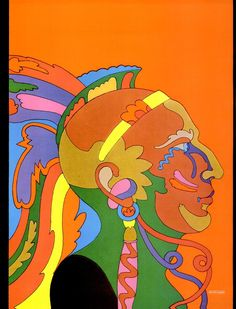 Milton Glaser Cover LIFE 1 Dec 1967