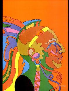 Milton Glaser Cover LIFE 1 Dec 1967
