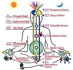 Chakras of the Kundalini Yoga