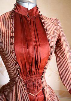 1884 bodice trim   from Abiti Antichi