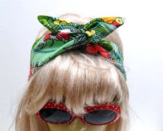 Girl from Ipanema  Dolly Bow Wire Headband  from by AllFairness #stbtetsy #summeriscoming