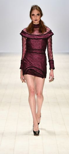Zhivago Resort '17, Mercedes-Benz Fashion Week Australia. #MBFWA