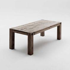 Esszimmertisch in Eichefarben Verwittert holztisch,massivholztisch,küchentisch,esszimmertisch,holztisch massiv,echtholztisch,tisch massivholz,eßtisch,esstisch,tischgestell,vollholztisch,esszimmer tisch,buffettisch,essenstisch,tisch aus holz,küchen tisch Jetzt bestellen unter: https://moebel.ladendirekt.de/kueche-und-esszimmer/tische/esstische/?uid=a9063e5c-dd29-58d5-b26c-d91acb6146c8&utm_source=pinterest&utm_medium=pin&utm_campaign=boards