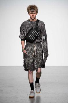 Liam Hodges Spring-Summer 2018 - London Fashion Week Men's