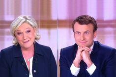 Frankreich: Hollande Junior Macron entscheidet TV-Duell für sich