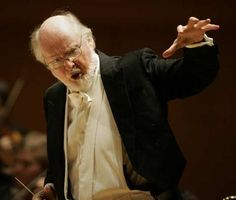 John Williams - Composer of some of the most famous film music ever. Former Conductor of the Boston Pops