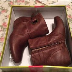 Boots size 7 Brand new in original box size 7 Shoes Ankle Boots & Booties