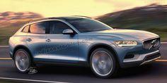 Futur Volvo XC90 : La version de série illustrée