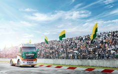 Petrobras Formula Truck on Behance