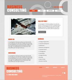 15 Best Consulting / Coaching Website Templates and Themes