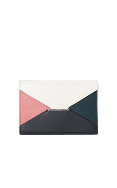 CELINE Celine Calf and Pony Compact Multi Function Wallet in Multi #trendy