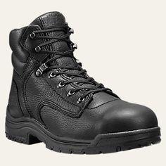 "Men's Timberland PRO® TiTAN® 6"" Alloy Toe Work Boots"