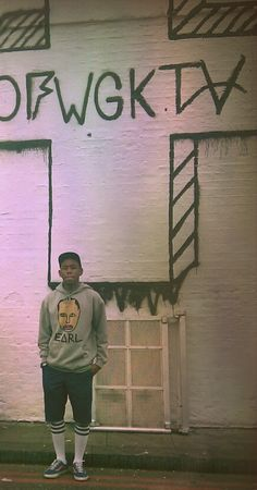 Just ridiculously obsessed with some OFWGKTA these days