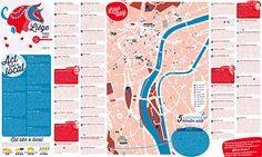 USEIT Graz City Map travel travellers tourist info City Maps