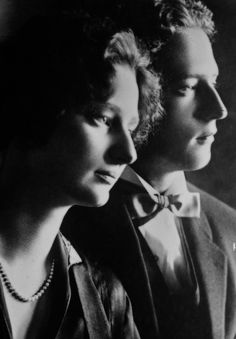 At an evening ball, Astrid, a Swedish princess, danced all night with Leopold of Belgium. And as the night progressed, Leopold and Astrid never left each other's side. This photo shows the newlyweds who would be King and Queen of the Belgians, 1920s