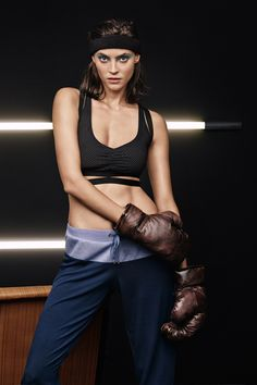 Monreal London specialises in luxury sportswear for women who care as much about style as they about winning