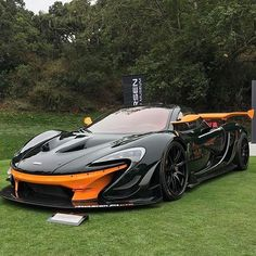 Each man has his own fortune in his hands -McLaren GTR - Luxury Sports Cars, Exotic Sports Cars, Cool Sports Cars, Super Sport Cars, Best Luxury Cars, Exotic Cars, Cool Cars, Mclaren P1, Mclaren Autos