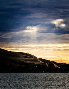 Light On the Hills by Stewart Baird on 500px
