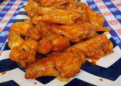 Plain Chicken: Beer Brined Chicken Wings {Football Friday}