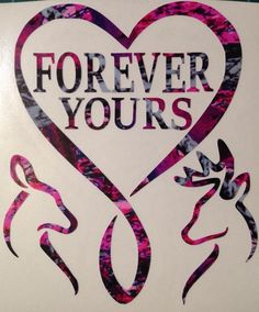 Details about Infinity Heart Forever Yours Deer Vinyl Decal Muddy Country Doe Buck Girl – My Company Country Girl Life, Country Girl Quotes, Country Girls, Country Girl Pictures, Country Girl Tattoos, Girl Sayings, Country Music, Camo Wallpaper, Wallpaper Backgrounds