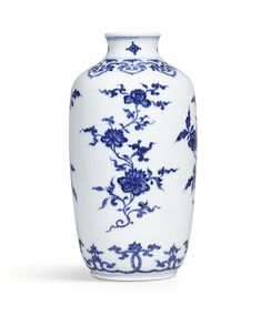A fine, rare and superb blue and white jar, mark and period of Yongzheng Japanese Porcelain, Japanese Pottery, Fine Porcelain, Japanese Art, Vase Shapes, Blue And White China, Chinese Ceramics, Antique Items, White Art