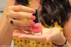 Vício de Menina: Lançamentos Esmaltes YNC Yenzah