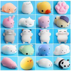 Luggage & Bags Octopus Squeeze With Box Toy Bag Parts Accessories Squeeze Healing Kid Toy Gift Stretch Japan Mochi Yet Not Vulgar