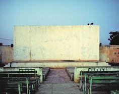 Cinema in Ouagadougou, Burkina Faso. Photo: Stephan Zaubitzer