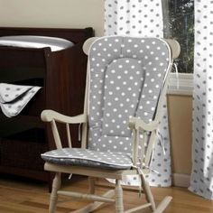 wooden rocking chair covers - Google Search