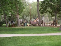 50 Best Playgrounds - #13 - Musical Playground in Moab Utah