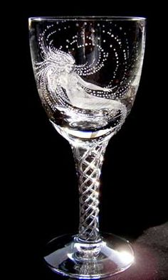 LESLEY PYKE LTD GLASS ENGRAVING