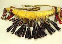 Buryat Shaman belt