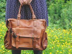 Weekender Bag for women | leather overnight bag | travel bag for women