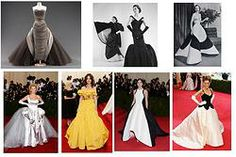 Entenda o porquê de alguns vestidos do MET 2014