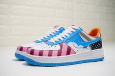 Unisex x Nike Custom Air Force 1 Low White MutiColor AT3058 100 Men s  Women s Casual Shoes 9a0ab9349379