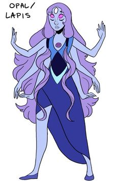 Theory Fusion | Steven Universe | Pearl X Amethyst X Lapis
